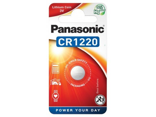 Panasonic  - CR1220
