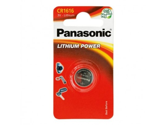 Panasonic - CR1616