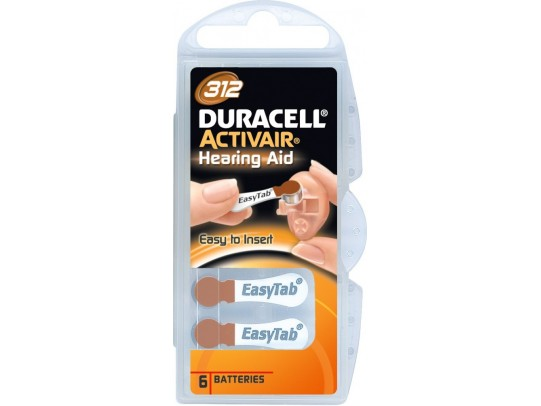 Duracell -312