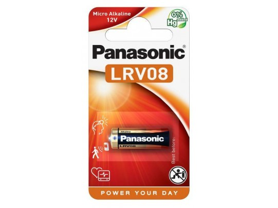 Panasonic - LRV 08