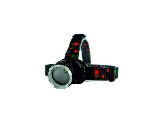 Svietidlo čelové LED nabíjacie -TRA217