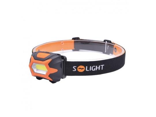 čelové LED svietidlo, 3W COB -WH25
