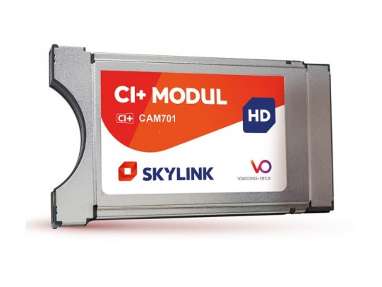 Viaccess Neotion -CAM701 s kartou Skylink