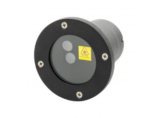 Laserový farebný projektor -RXL 290 Red/Green DO IP44